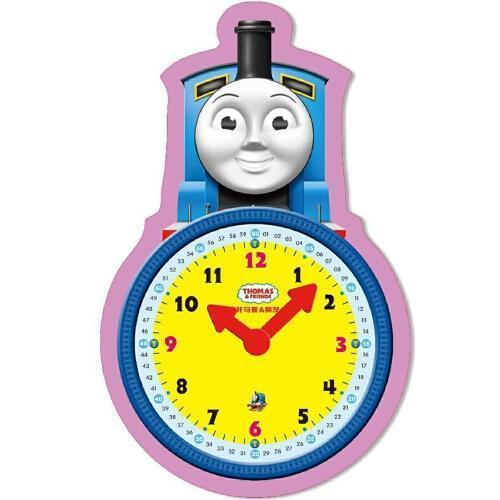 托马斯和朋友趣味小时钟启蒙篇共3册艾德华 高登 亨利