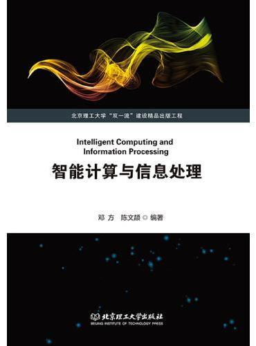 智能计算与信息处理