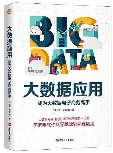 大数据应用:成为大数据电子商务高手
