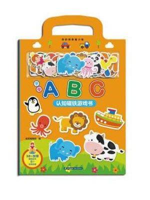 我的创意磁力贴. 字母ABC