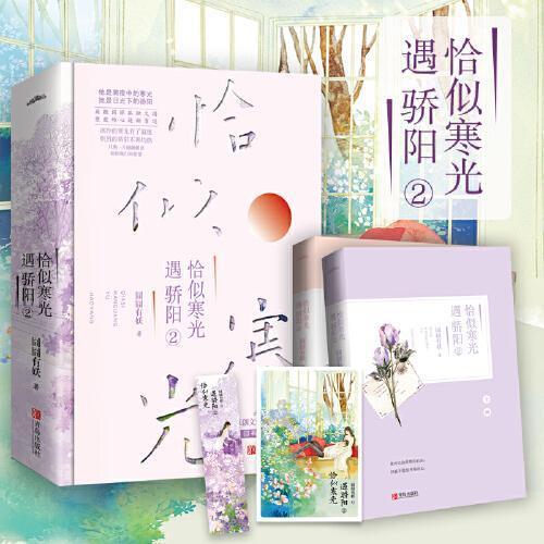 恰似寒光遇骄阳2(共2册)