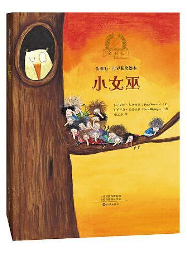 金羽毛·世界获奖绘本   小女巫
