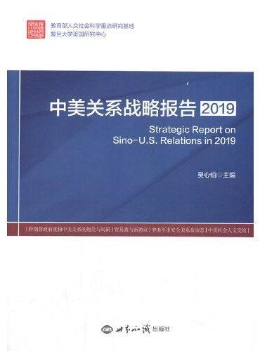 中美关系战略报告2019