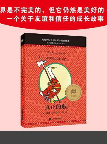真正的贼 麦克米伦世纪大奖小说典藏本
