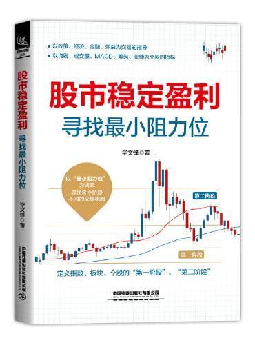 股市稳定盈利——寻找最小阻力位