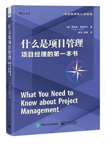 什么是项目管理:项目经理的第一本书