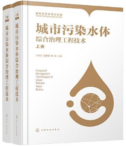 城市污染水体综合治理工程技术(上、下册)