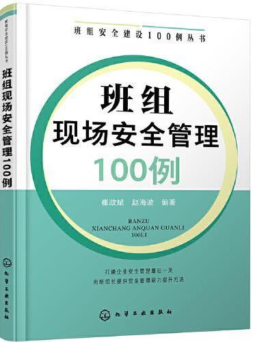 班组安全建设100例丛书--班组现场安全管理100例