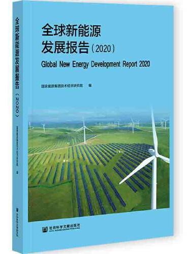 全球新能源发展报告(2020)