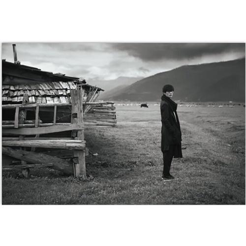 许嵩2014最新专辑: 不如吃茶去(CD)