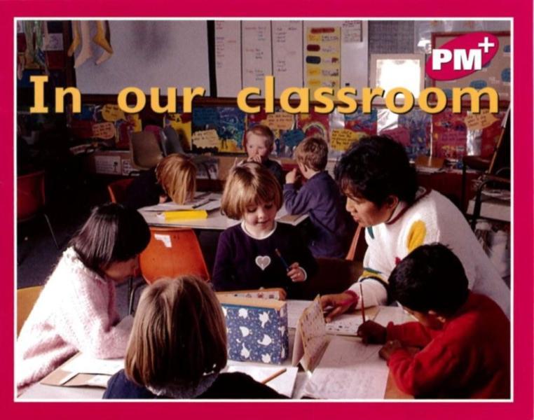 PM Plus Magenta (1) In Our Classroom