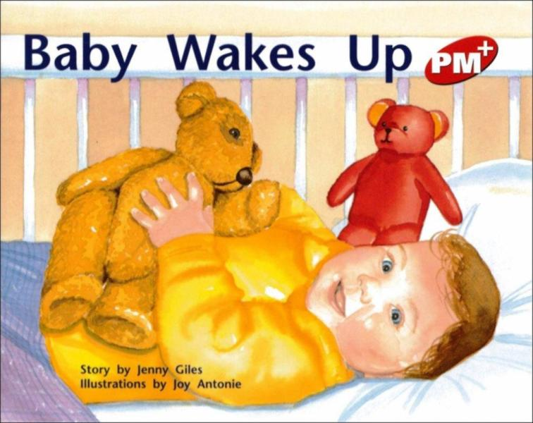 PM Plus Red (3) Baby Wakes Up