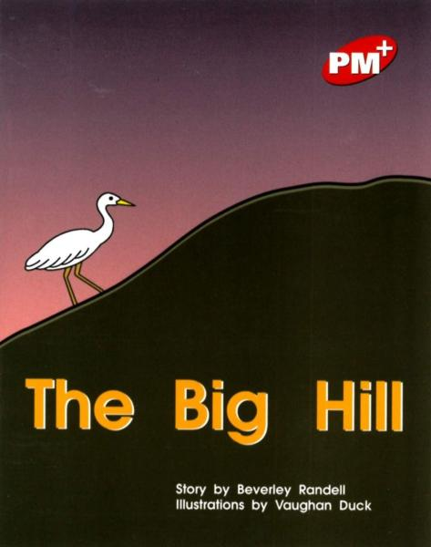 PM Plus Red (3) The Big Hill