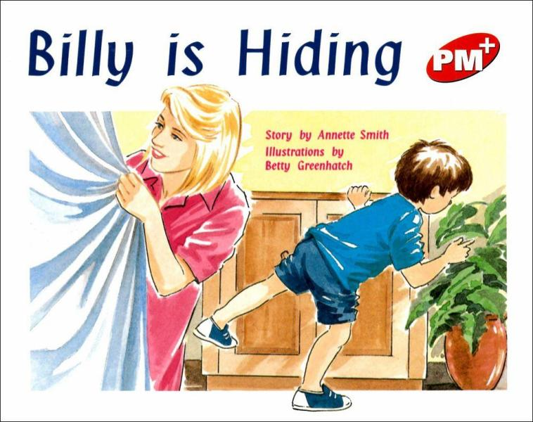 PM Plus Red (5) Billy is Hiding