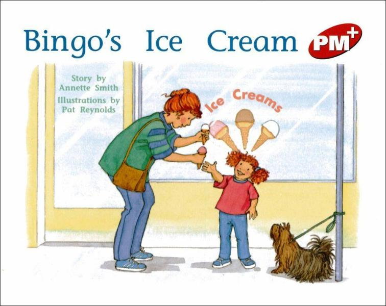 PM Plus Red (5) Bingo's Ice Cream