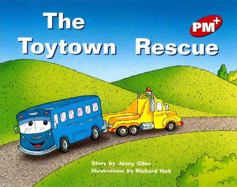 PM Plus Red (5) The Toytown Rescue
