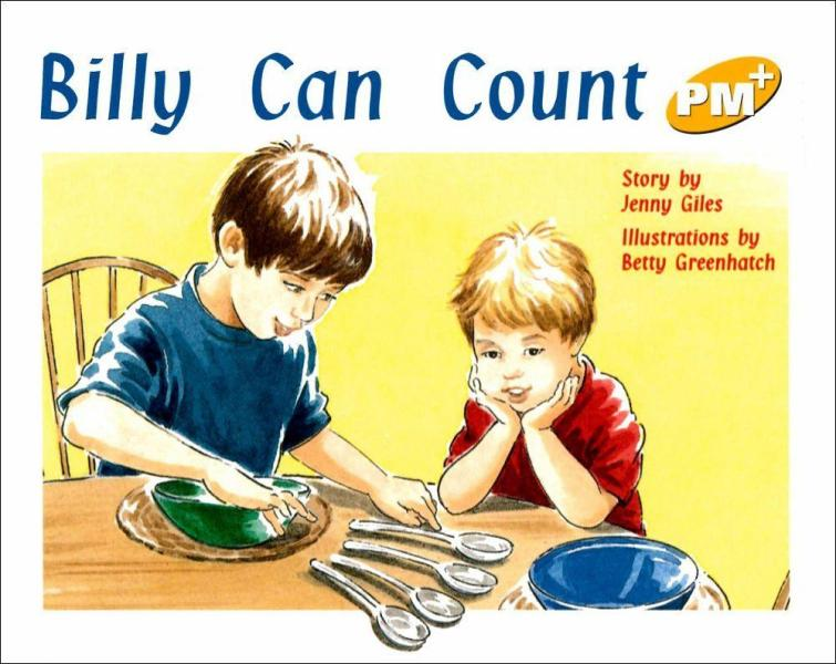 PM Plus Yellow (6) Billy Can Count