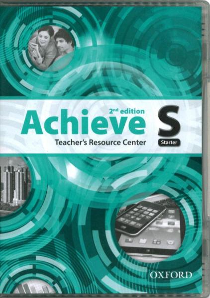 Achieve 2/e (Starte) Teacher's Resource Center (CD-ROM/1片)