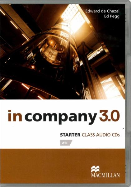 In Company 3.0 (Starter) Class Audio CDs/2片