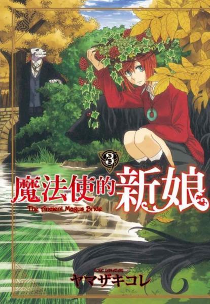 魔法使的新娘 3