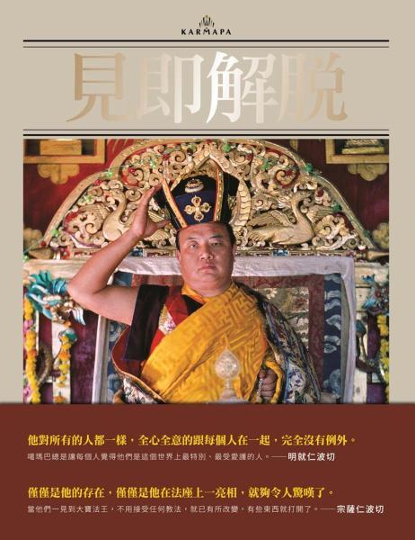見即解脫:尊聖的第十六世大寶法王噶瑪巴傳記與教言(平裝版)