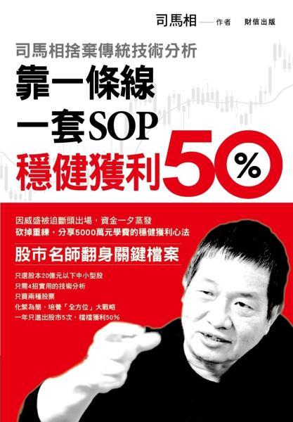 司馬相捨棄傳統技術分析:靠一條線、一套SOP穩健獲利50%