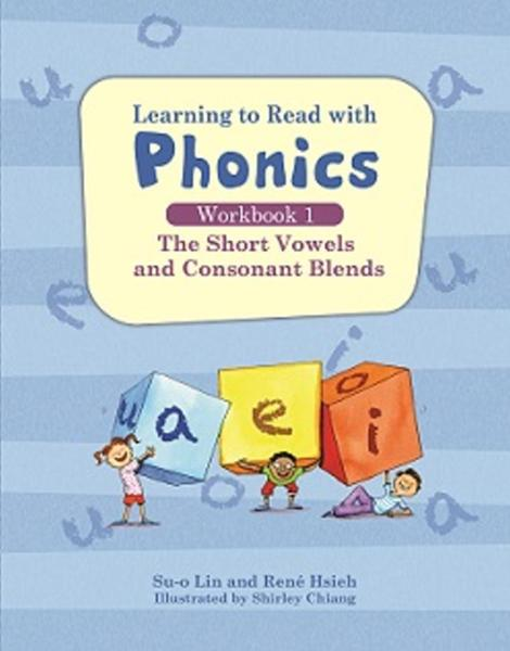 Learning to Read with Phonics:Workbook 1