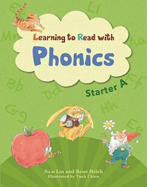 Learning to Read with Phonics:Starter A