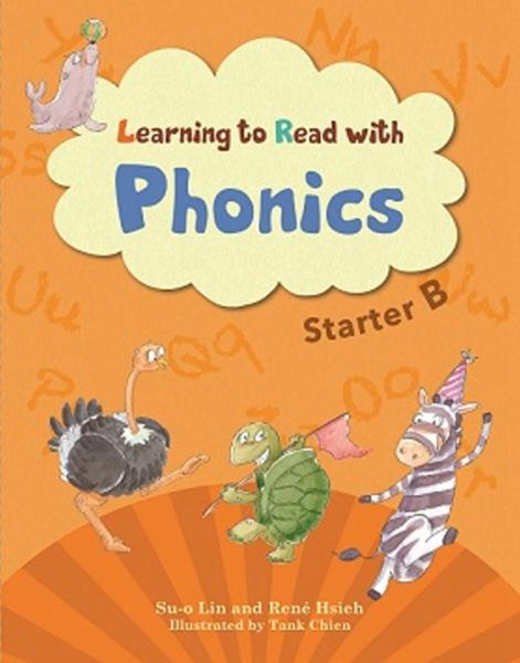 Learning to Read with Phonics:Starter B