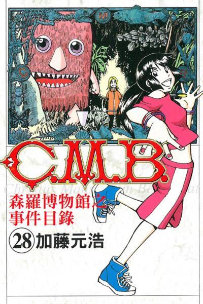 C.M.B.森羅博物館之事件目錄 28