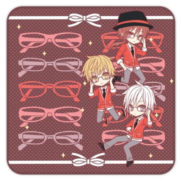 柔軟小方巾《神使繪卷》眼鏡就是王道