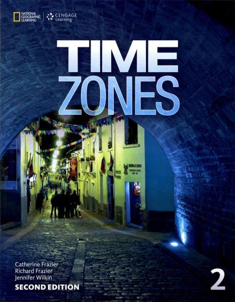 Time Zones 2/e (2) Student Book