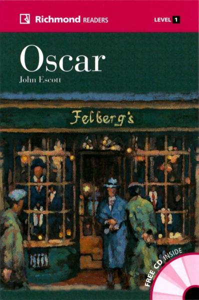 Richmond Readers (1) Oscar with Audio CD/1片