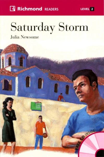Richmond Readers (2) Saturday Storm with Audio CD/1片