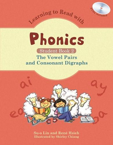 Learning to Read with Phonics:Student Book 2母音組和特殊子音的發音(2CDs)