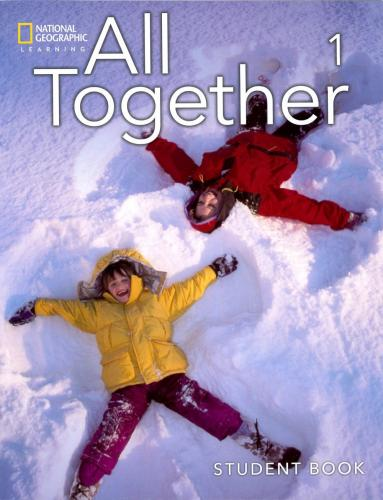 All Together 1 Student Book with Audio CDs/2片