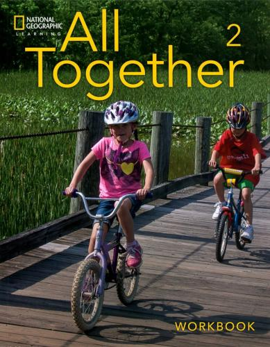 All Together 2 Workbook with Audio CD/1片