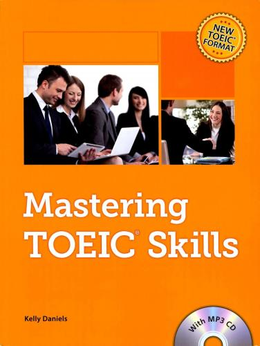 Mastering TOEIC Skills with MP3 CD/1片