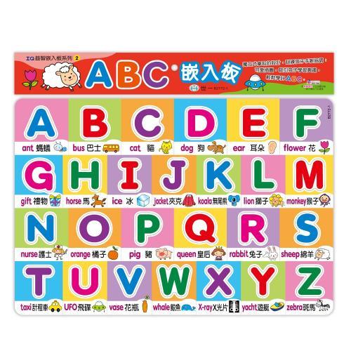 ABC嵌入板