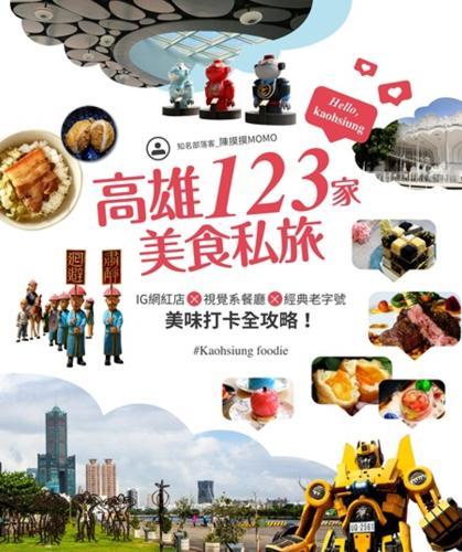 高雄123家美食私旅:IG網紅店×視覺系餐廳×經典老字號,美味打卡全攻略!