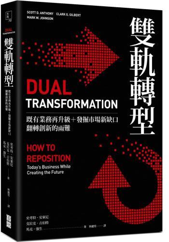 雙軌轉型:既有業務再升級+發掘市場新缺口,翻轉創新的兩難