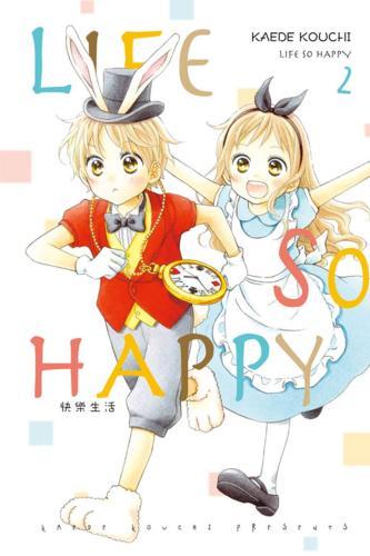 LIFE SO HAPPY~快樂生活~ 2