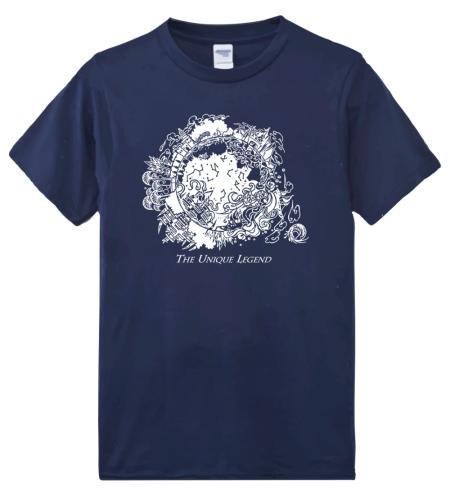 T恤《特殊傳說II》星之引(XL)