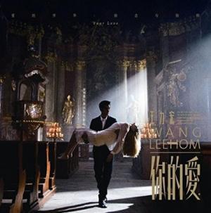 王力宏 你的爱 2015新专辑 正版CD+歌词